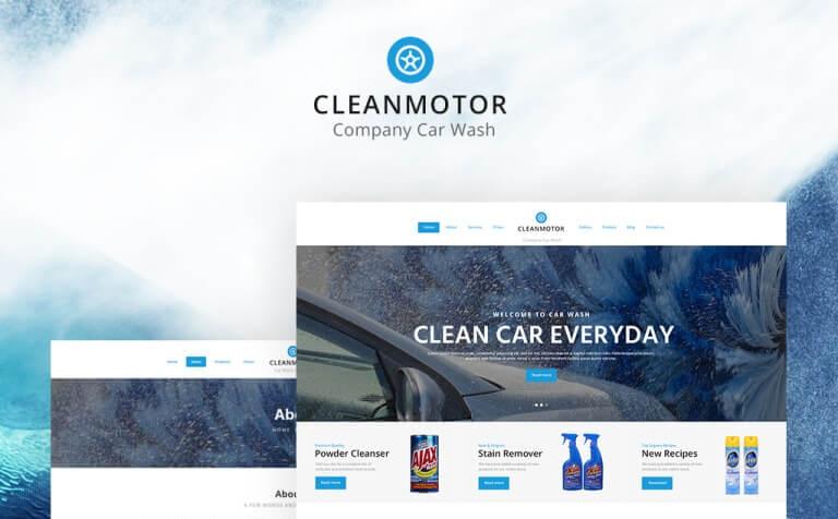 CleanMotor