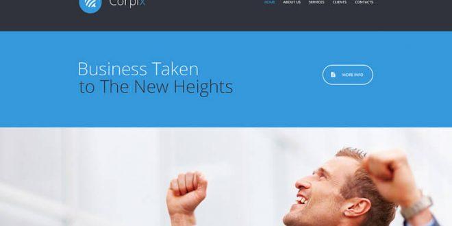 Business HTML Website Templates