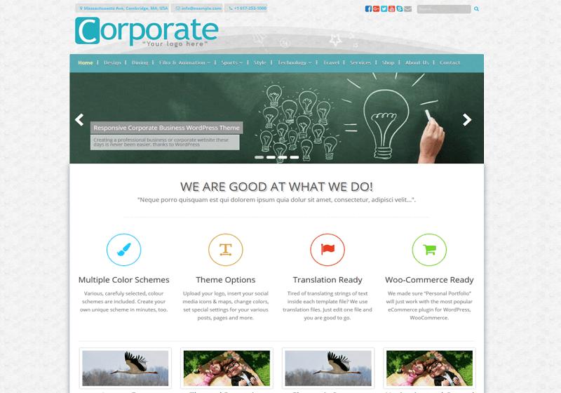 CorporateBusiness
