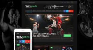 Sports HTML Website Templates