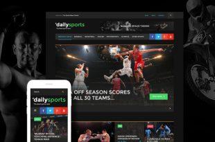 Sports HTML Website Templates