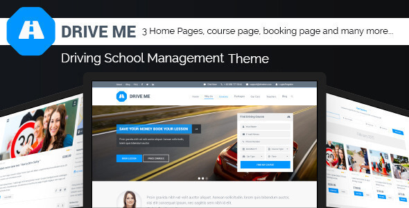 Driveme - Driving School