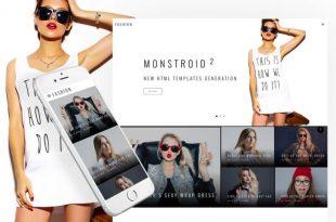 Blog HTML Website Templates