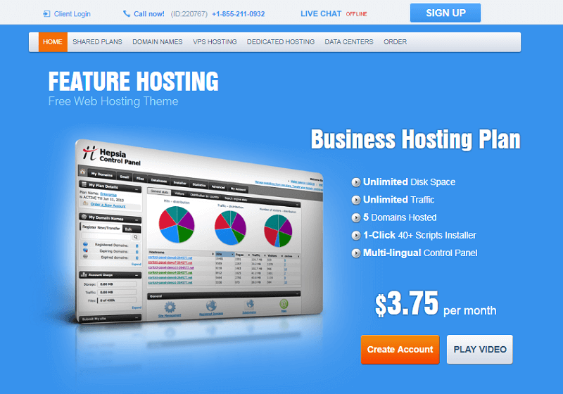 Feature Hosting