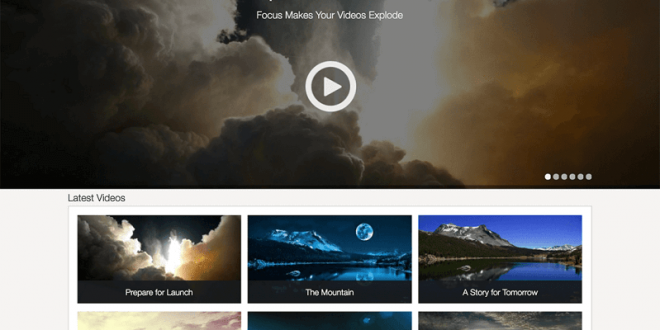 Free Video WordPress Themes