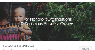 Free Non Profit WordPress Themes