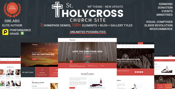 HolyCross Church