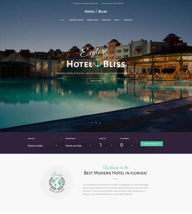 HotelBliss