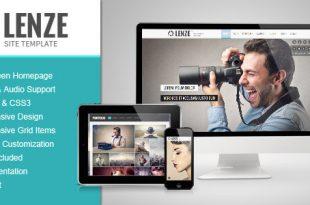 Portfolio HTML Website Templates