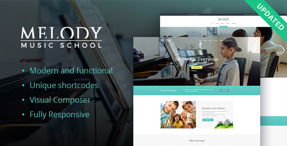 Melody - Music School
