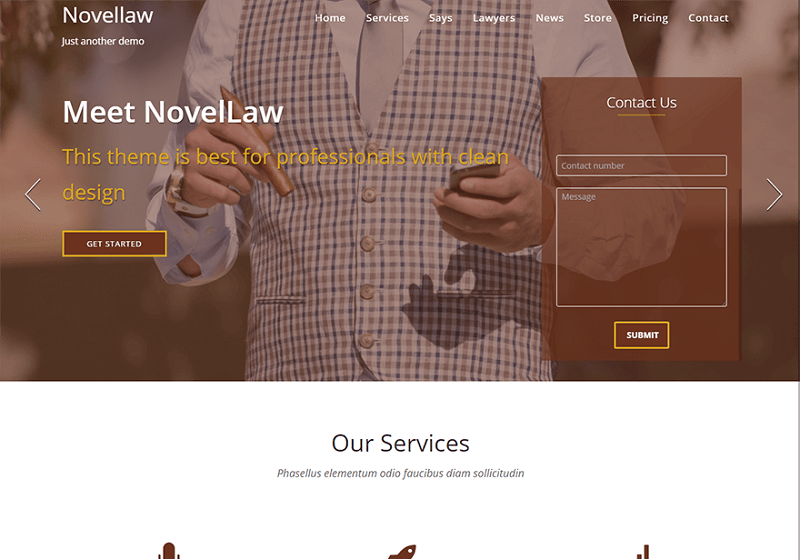 Novellaw