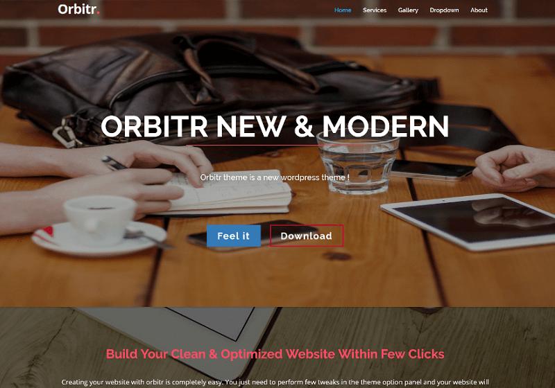 Orbitr