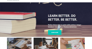Free Education WordPress Themes