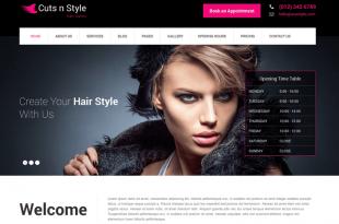 17 Best Free Spa Salon WordPress Themes