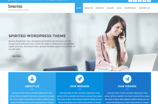 Free Fast Loading WordPress Themes