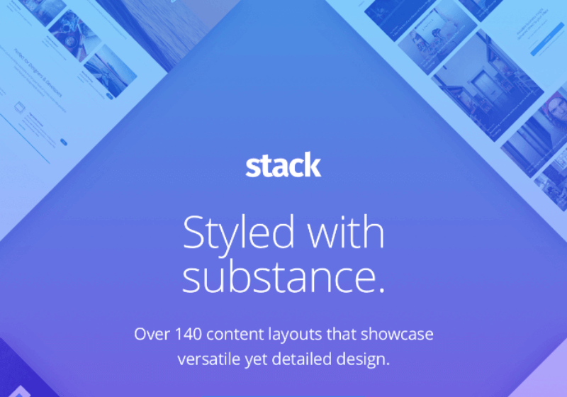 Stack Multi-Purpose