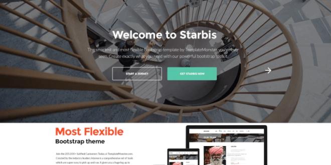 Corporate HTML Website Templates