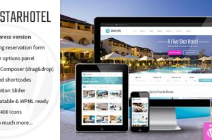 Best Hotel Booking Wordpress Themes