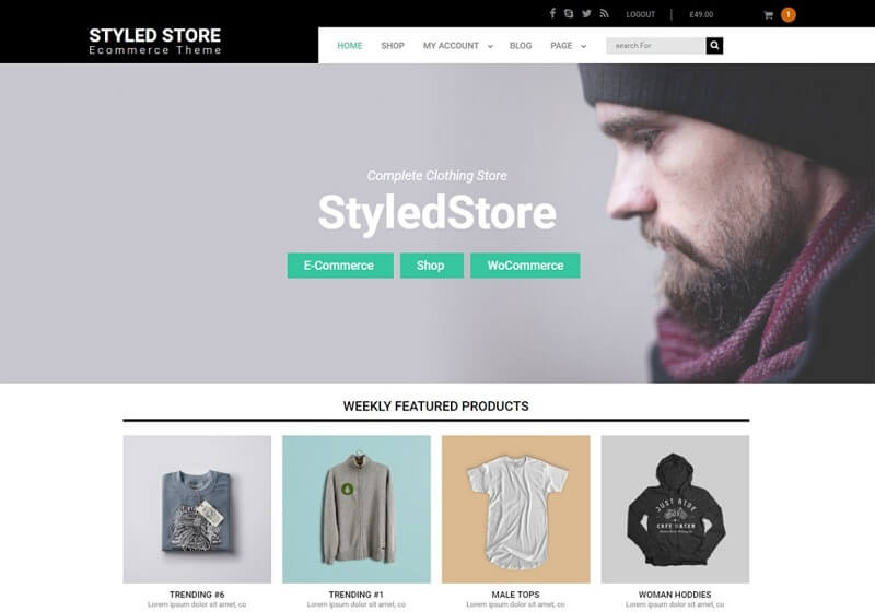 Styled Store