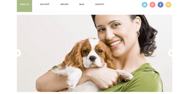 Animals WordPress Themes