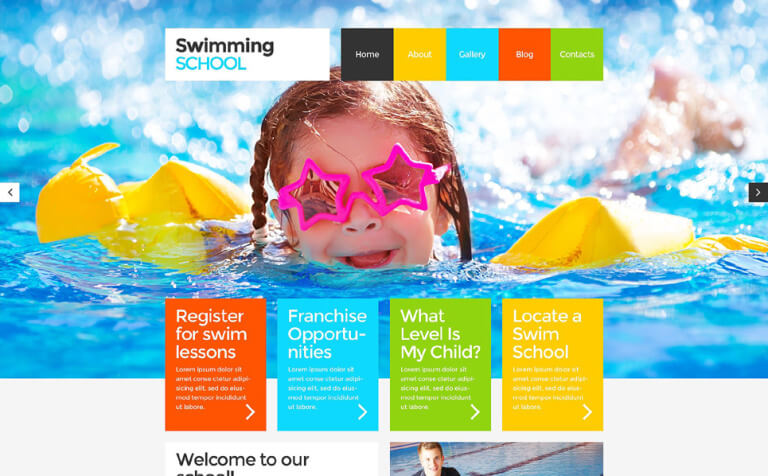 Swimming School
