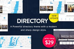 Best Directory Wordpress Themes
