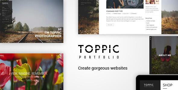 TopPic Photography - Photography Portfolio