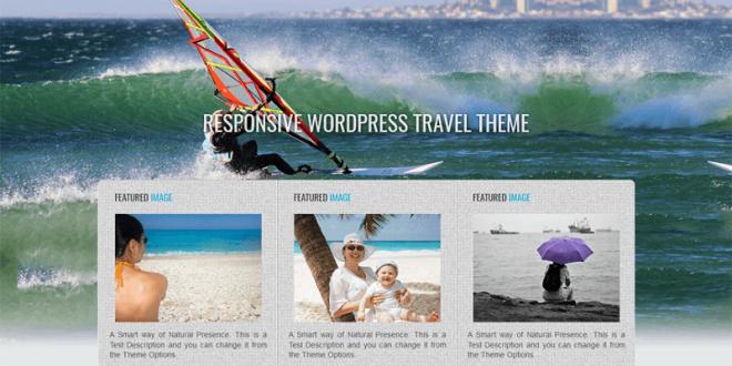 Free Travel WordPress Themes
