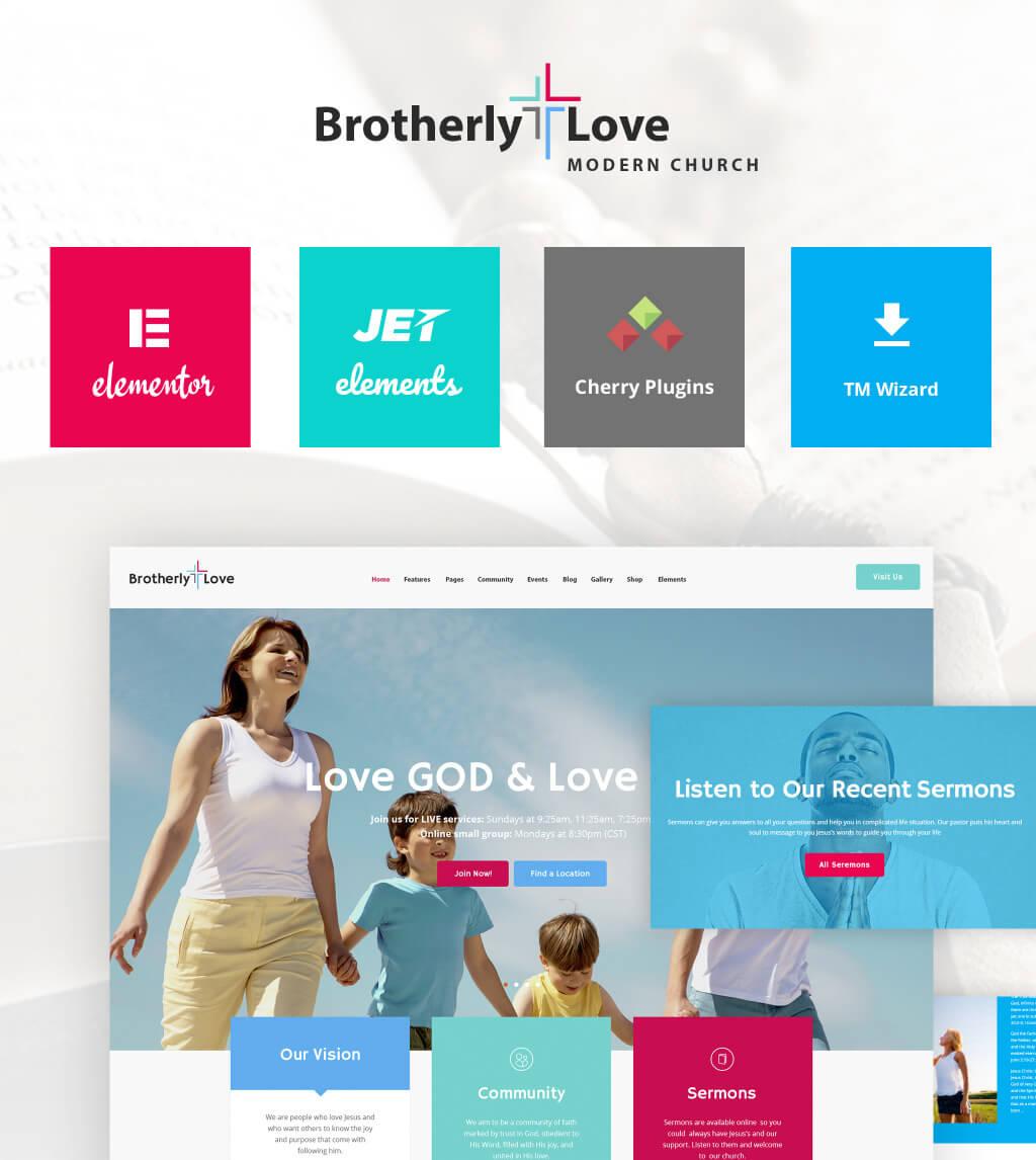 BrotherlyLove - Modern Church