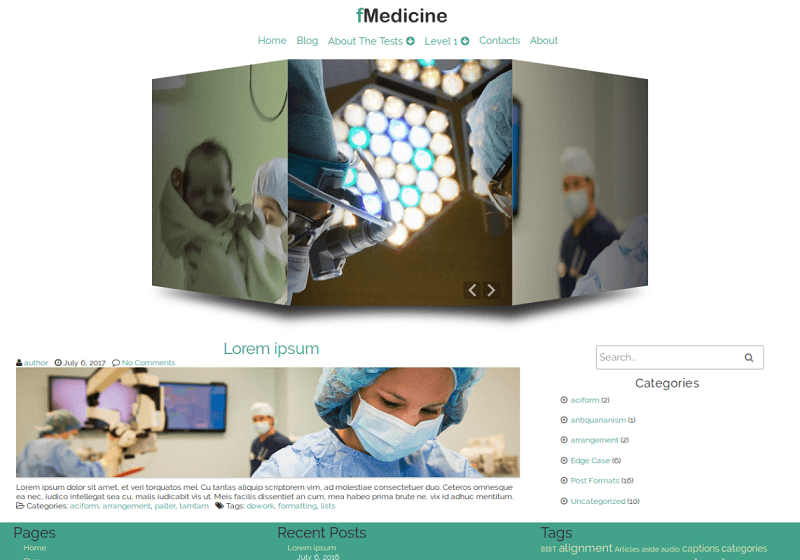 fMedicine