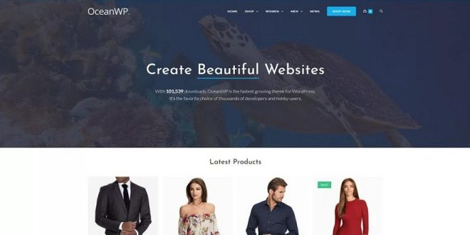 40 Best Responsive Free WordPress Themes 2018