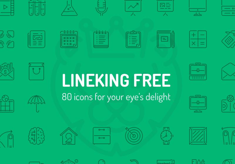 Lineking Freebie