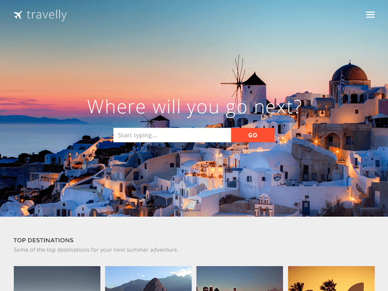 https://dribbble.com/shots/1497212-Travelly-Free-Travel-Website-PSD-Template