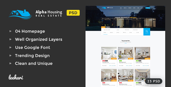 Alpha Housing