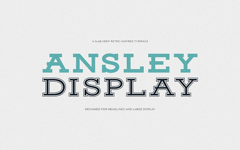 Ansley Display