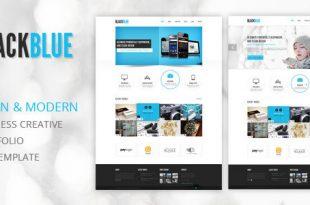 Portfolio PSD Website Templates