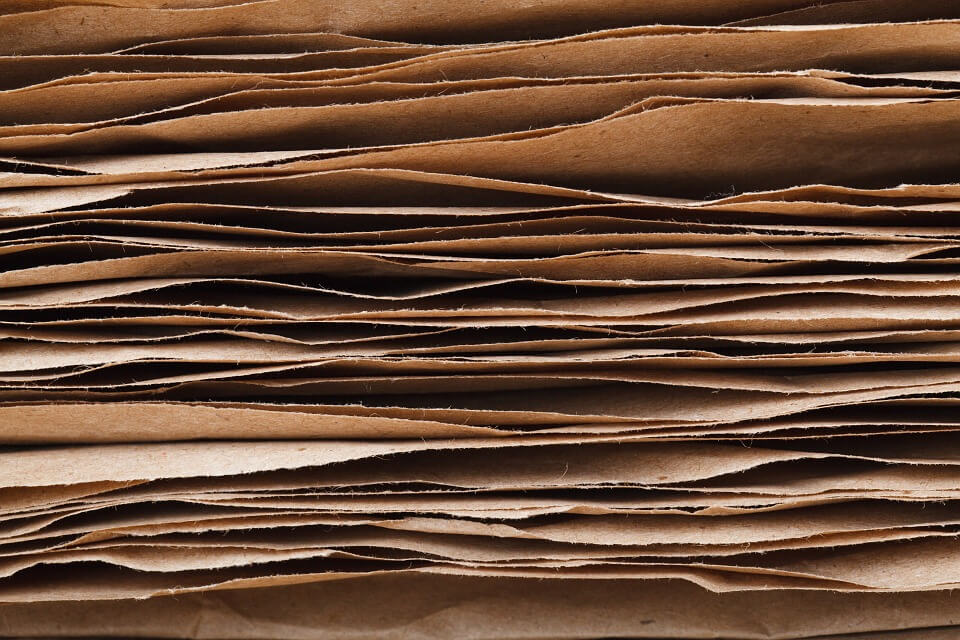 Brown sheet background