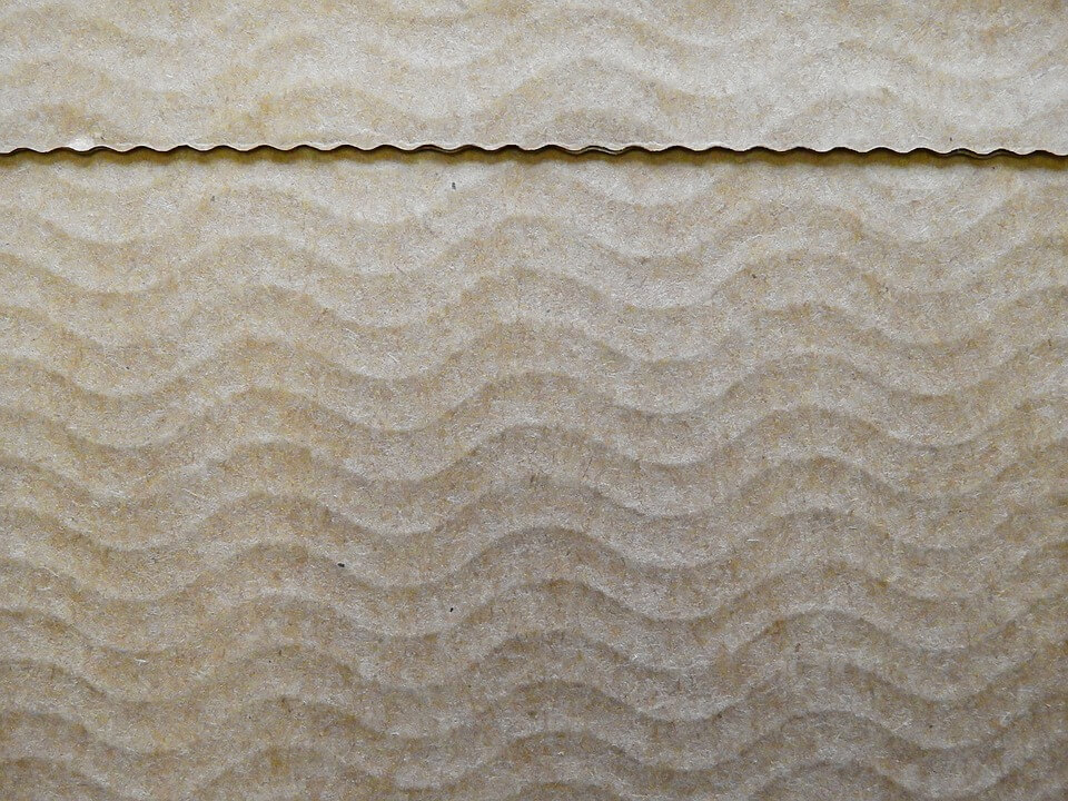 Cardboard corrugated board