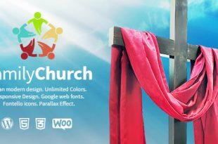 Church PSD Website Templates