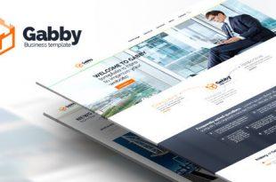 Business PSD Website Templates