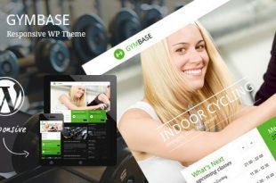 Best Fitness Gym Wordpress Themes