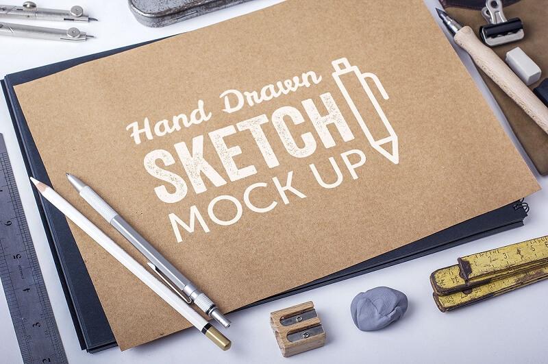 Hand Drawn Sketch