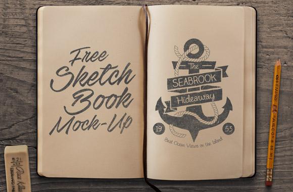 Hardcover Sketchbook