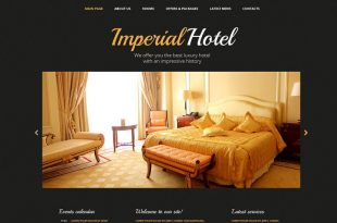 Hotel HTML Website Templates