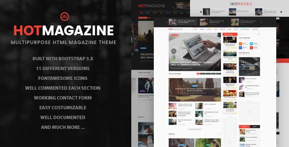 Hotmagazine