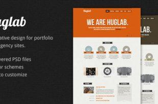 Agency PSD Website Templates