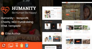 Ngo HTML Website Templates