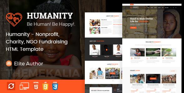 Ngo HTML Website Templates