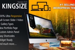 Best FullScreen Wordpress Themes