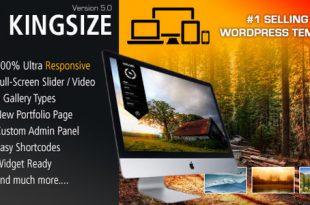 Best FullScreen Wordpress Themes
